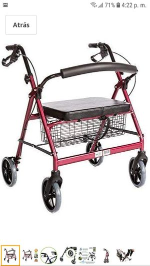 Health Line Products extra side steel rollator for Sale in San Diego, CA