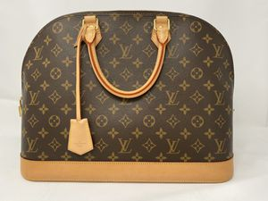 Louis Vuitton Alma MM Handbag Purse Barely used for Sale in Thompson's Station, TN