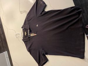 Men's Large Authentic BURBERRY Polo for Sale in Austin, TX