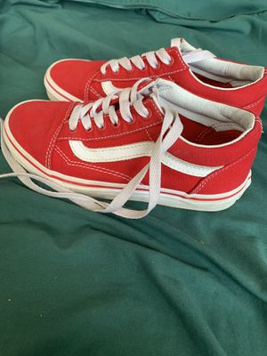 Kids vans size 2 for Sale in Germantown, MD
