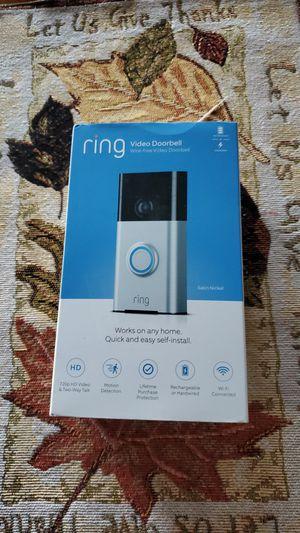 Ring Doorbell for Sale in Pico Rivera, CA