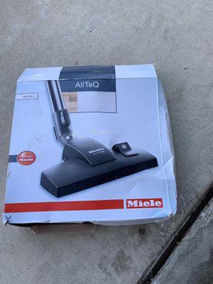 GENUINE Miele Vacuum Attachment AllteQ SBD 285-3 Combination Floor Tool EUC for Sale in Walnut, CA