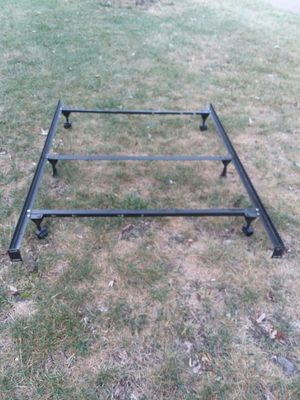 Bed frame rails full, twin and queen for Sale in Columbus, OH