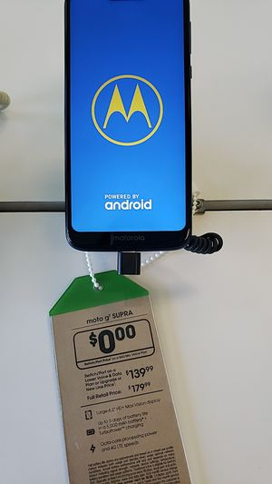 Motorola g7 Supra for Sale in San Angelo, TX