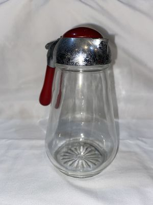 Antique Glass Syrup server for Sale in Houston, TX