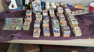 Huge Baseball Card Collection for Sale in Hesperia, CA
