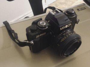 Minolta X-700 film camera bundle for Sale in San Marcos, TX