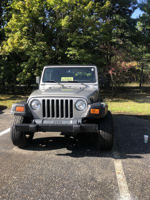 Jeep Wrangler for Sale in Bellmawr, NJ