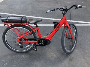 Electric bicycle I Zip vibe + Small for Sale in San Diego, CA