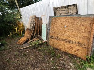 Free plywood for Sale in Fort Lauderdale, FL