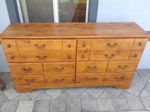 Long dresser for Sale in Jupiter, FL
