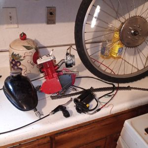 80cc Motorkit for Sale in Buffalo, NY