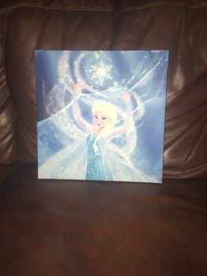 Frozen canvas Elsa for Sale in Altamonte Springs, FL