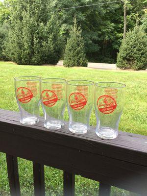 16oz Leinenkugels tulip beer glass for Sale in Ellettsville, IN