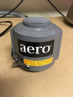 Aero bed camping air mattress pump for Sale in Carlsbad,  CA