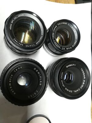 M42 name brand lenses for Sale in Doral, FL