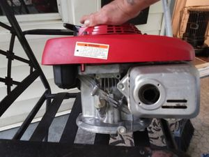 Honda gvs 160 came off pressure washer runs like new only used it 10 15 times for Sale in Linden, NC
