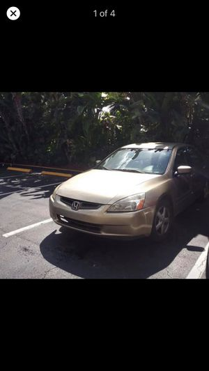 Honda Accord 2005 for Sale in Miami, FL