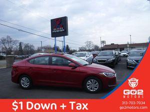 2017 Hyundai Elantra for Sale in Detroit, MI
