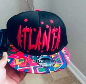 KB Ethos Atlanta Graffiti Art Snapback for Sale in Royal Palm Beach, FL