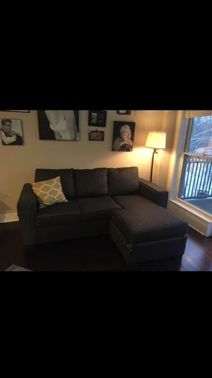 Pull out couch/sectional for Sale in Columbus, OH