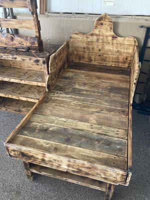 Rustic Child's Bedroom Set - Custom Made! for Sale in Tulare, CA