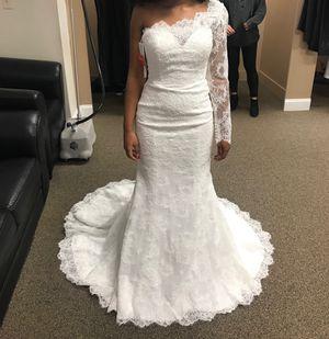 Wedding dress for sale! for Sale in Lynchburg, VA