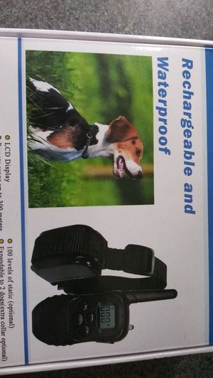 Brand-new dog training collars for Sale in Pomona, CA