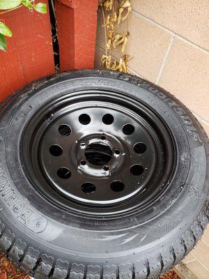 (4) new trailer tires for Sale in Hemet, CA
