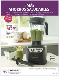 Brand new high power blender from princess house for Sale in Woodburn,  OR