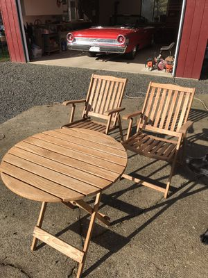 New And Used Patio Furniture For Sale In Lacey Wa Offerup