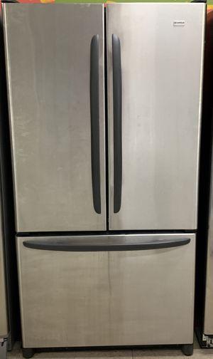 Kenmore Refrigerator Fridge French Door 3-Door Bottom zer #766 for Sale in Orlando, FL
