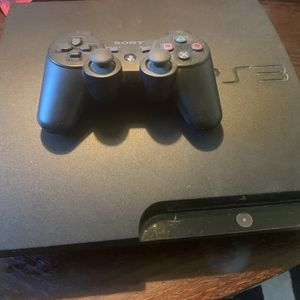 PS3 Game System With Controller And 13 Games for Sale in Fort Lauderdale, FL