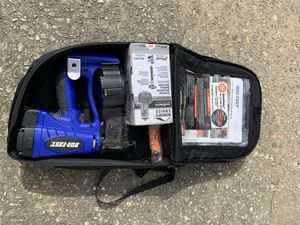 Two Roofer's choice nail gun for Sale in Erial, NJ
