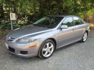 2007 Mazda Mazda6 for Sale in Shoreline, WA