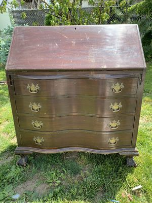 Antique Secretary Desk for Sale in Waltham, MA