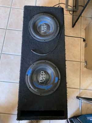 Treo Engineer 10in subs for Sale in Midland, TX