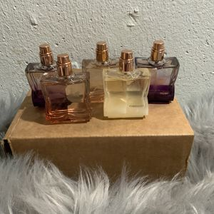 Bundle of 5- Drew Barrymore Fragrances Testers, Sultry X2, Cherished X1, & Radiant X2 Full ($35ea Or Make An Offer For Bundle ) for Sale in Gresham, OR