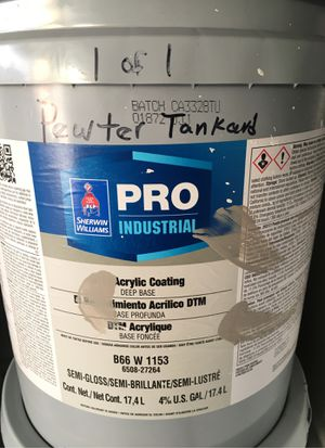 Pewter Tankar color , interior/exterior paint for Sale in Kent, WA