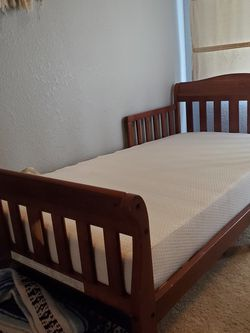 Toddler Bed With Mattress for Sale in Mesa,  AZ