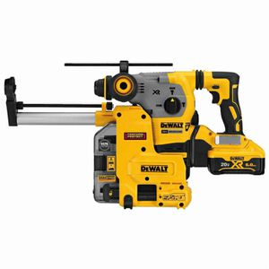 DeWalt DCH293R2DH 20V Max XR Brushless 1-1/8 In. L-Shape SDS Plus Rotary Hammer tool only W/ Dust Collection for Sale in Olympia, WA