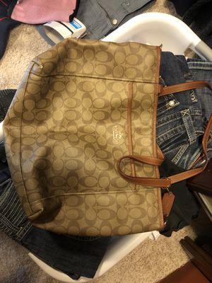 Coach purse for Sale in Bonney Lake, WA