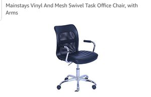 Brand new in box office chair for Sale in Waldo, OH