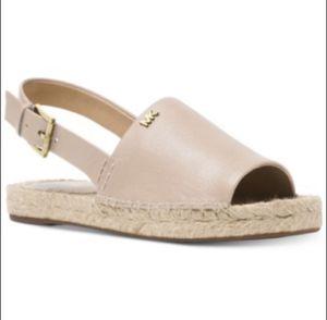MK Espadrille Sandals for Sale in Metuchen, NJ