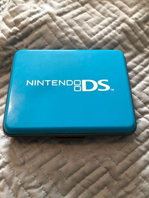 Nintendo 3DS with 5 games and case for Sale in Phoenix, AZ