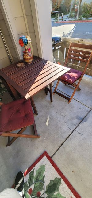 Outdoor patio set for Sale in Albany, CA