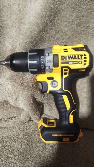 DeWalt 20 V XR Brushless Drill Driver TOOL ONLY for Sale in Highland, CA