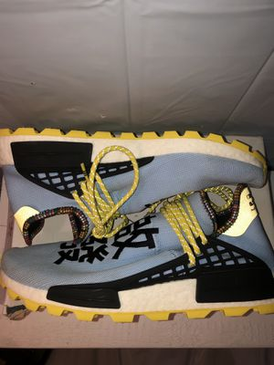 Pharrell Human Race Sz 10.5 inspiration pack for Sale in Essex, VT