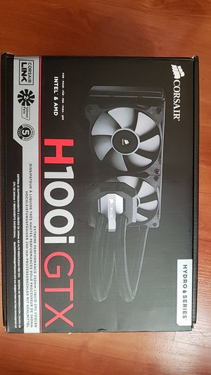 H100i GRX CPU Cooler for Sale in Gainesville, FL