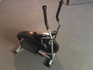Exerpeutic elliptical machine for Sale in Garden City, MI